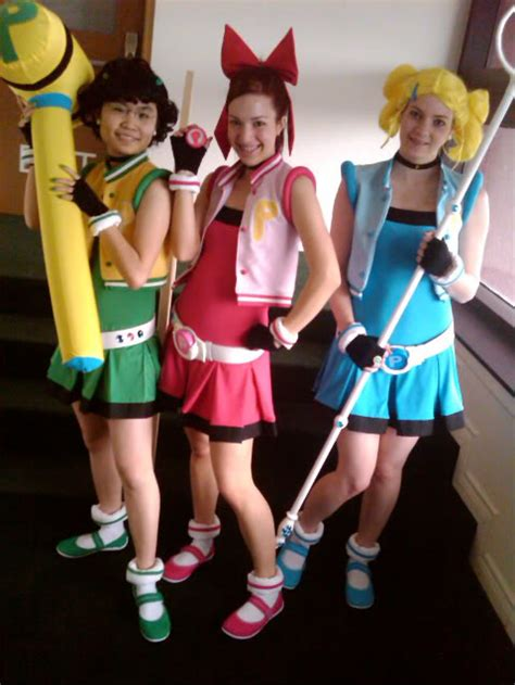 The powerpuff girls homemade costume and makeup ideas jpg 479x638